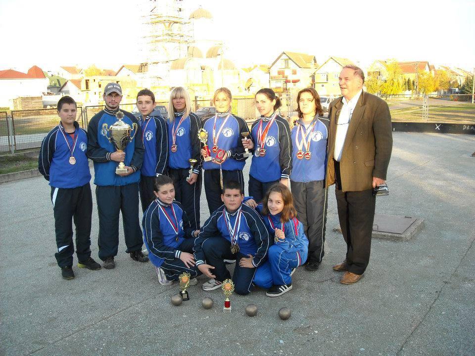 BK Dalmatinac ekipni prvak trece lige 2016