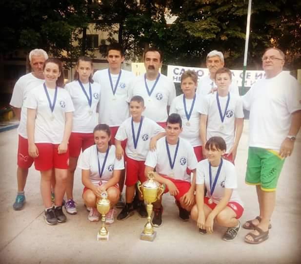 BK Dalmatinac osvajac Kupa SRB 2017