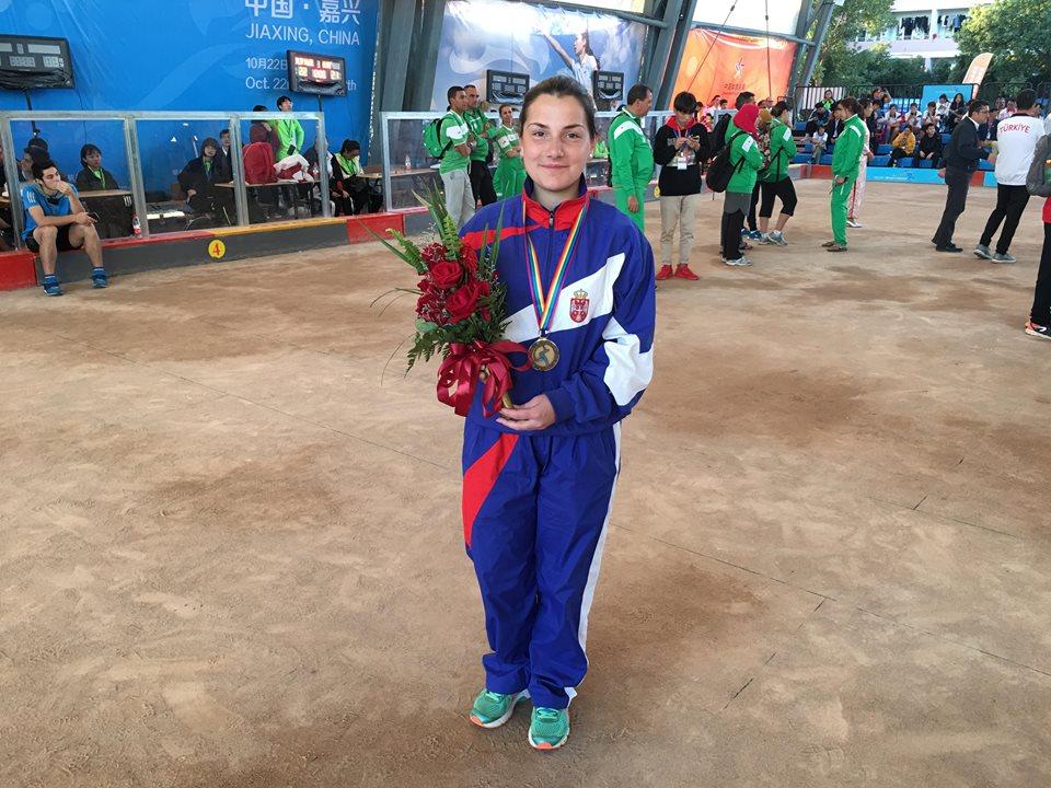 Svetsko prvenstvo za žene Jiaxing – Kina 23.-28.10.2018