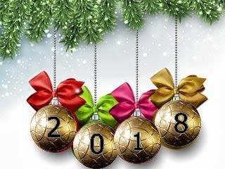 Честитка за Нову 2018