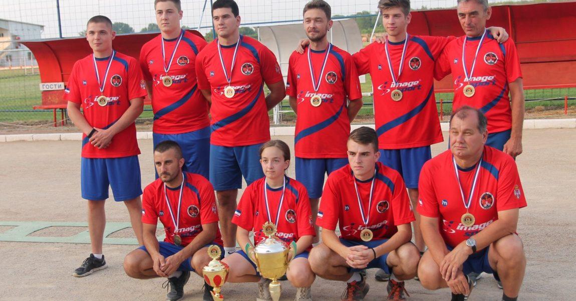 """Osvajač  Kupa Srbije """"Sava Bjelobrk"""" za  2019  BK """"Sombor"""" iz Sombora"""