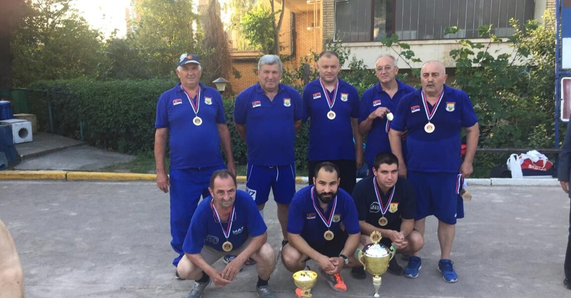 Osvajač Kupa Srbije za 2020.