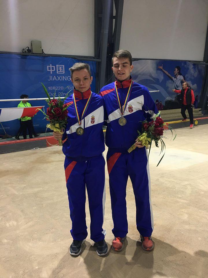 Svetsko prvenstvo do 18, Jiaxing – Kina 23.-28.10.2018