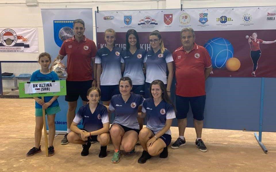 Kup evropskih prvakinja, Hrvatska/Rijeka 2019