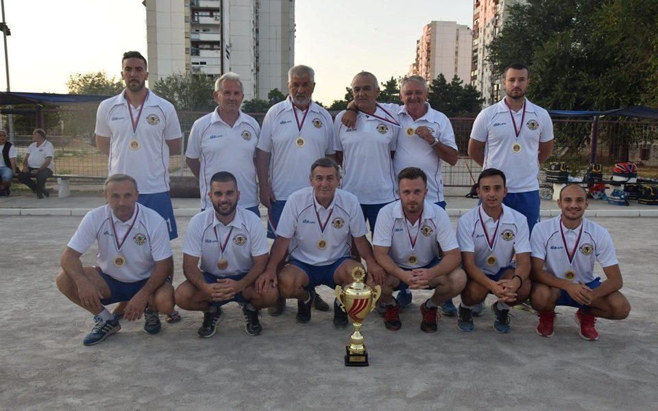 Prva liga Srbije za takmičarsku 2019