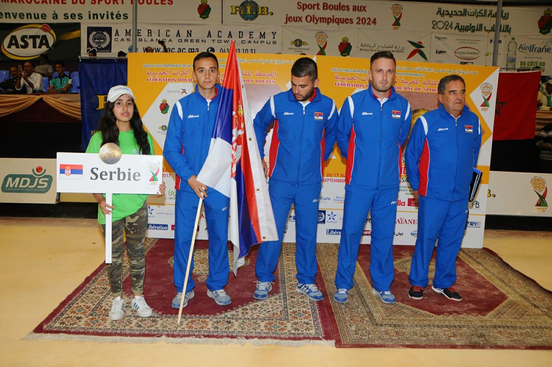 Srebrna medalja na  SP   Kazablanka – Maroko