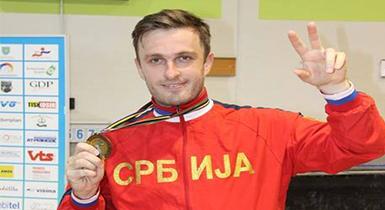 Čestitamo Urošu Šarcu na osvojenoj bronzanoj medalji